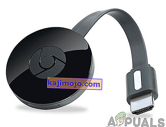 Google Chromecast -media
