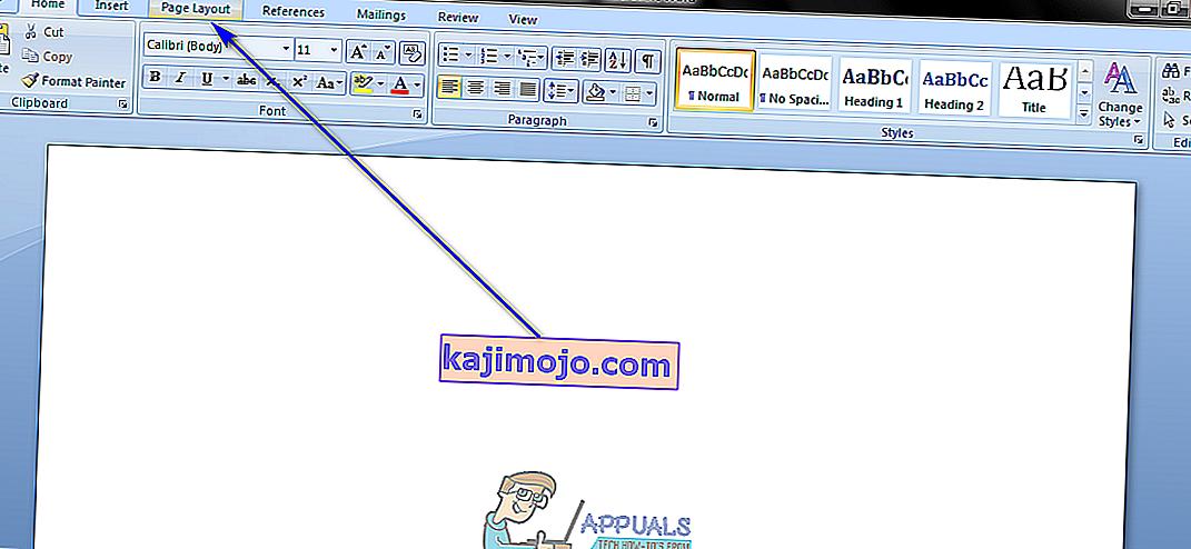 Cara Mengubah Warna Latar Belakang Di Microsoft Word