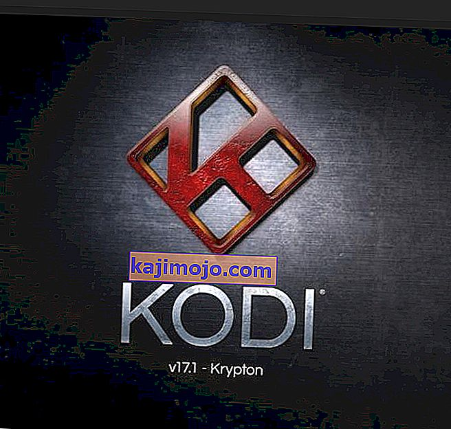 Latest version of Kodi (Krypton)